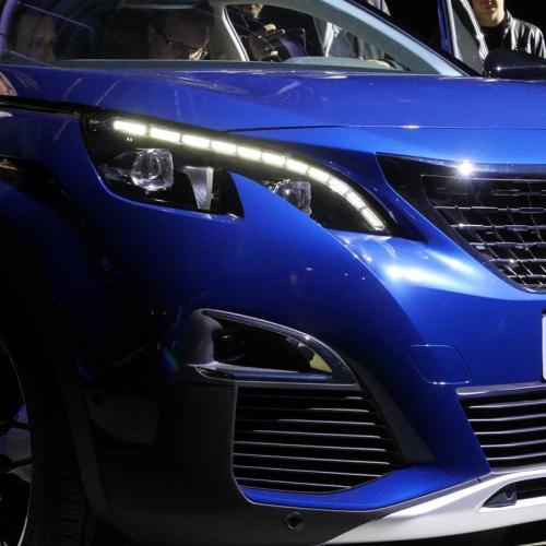 Peugeot 3008 II : les photos de la présentation