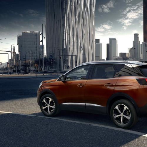 Nouveau Peugeot 3008 : les photos officielles