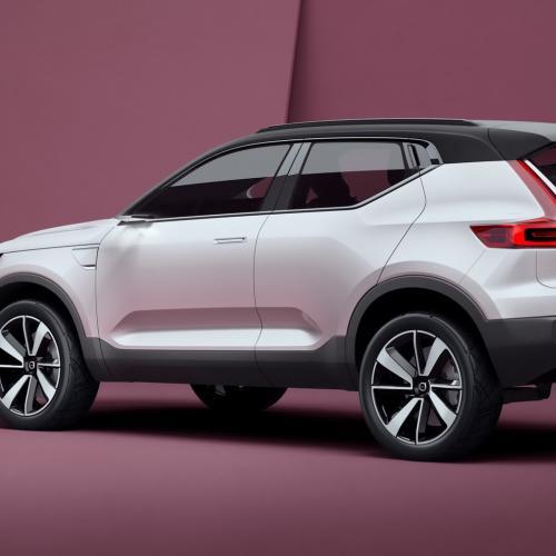 Volvo 40 Concepts : toutes les photos