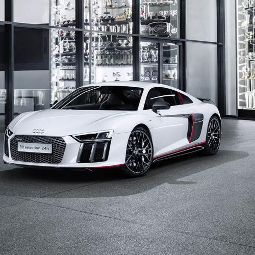 Audi R8 Sélection 24H : les photos