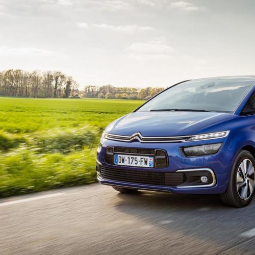 Citroën C4 Picasso et Grand C4 Picasso restylés : toutes les photos