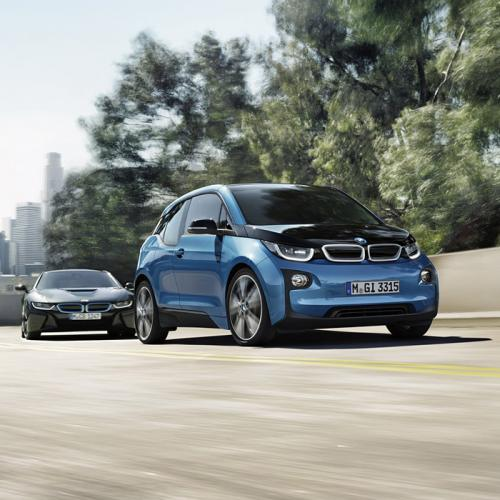 BMW i3 2017 : les photos