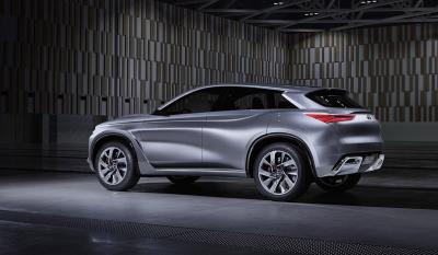 Infiniti QX Sport Inspiration : les photos