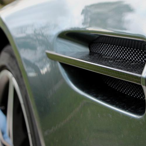 Aston Martin Vantage N430 : les photos