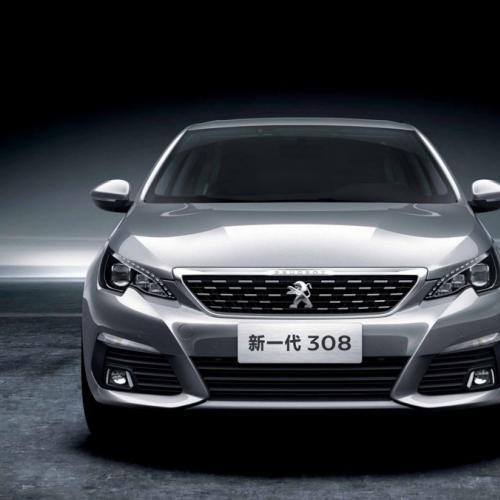 Peugeot 308 Sedan : toutes les photos