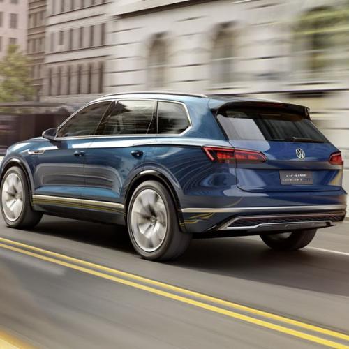 Volkswagen T-Prime Concept GTE : toutes les photos