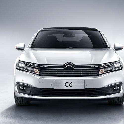 Nouvelle Citroën C6 : les photos