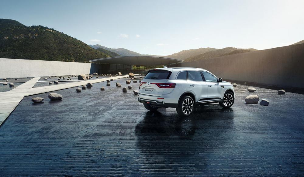 Renault Koleos : toutes les photos