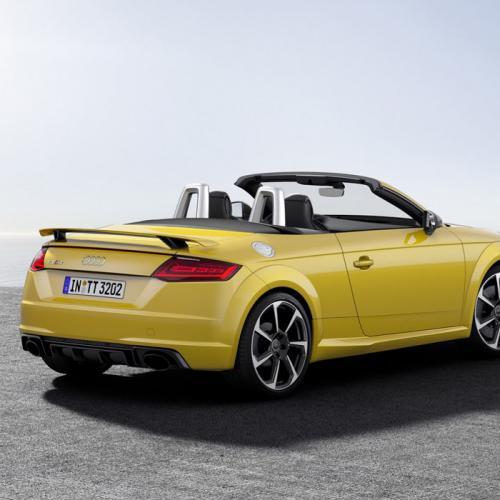 Audi TT RS : toutes les photos