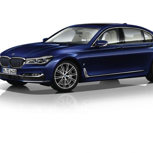 BMW Série 7 Next 100 Years : toutes les photos