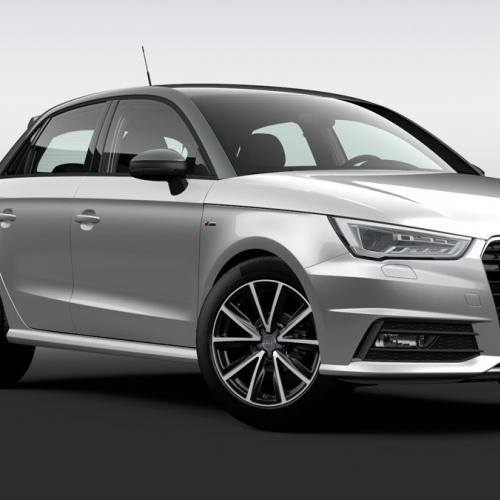 Audi A1 Style : toutes les photos