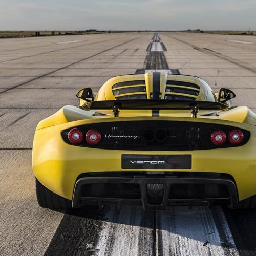 Hennessey Venom GT Spyder : les photos du record