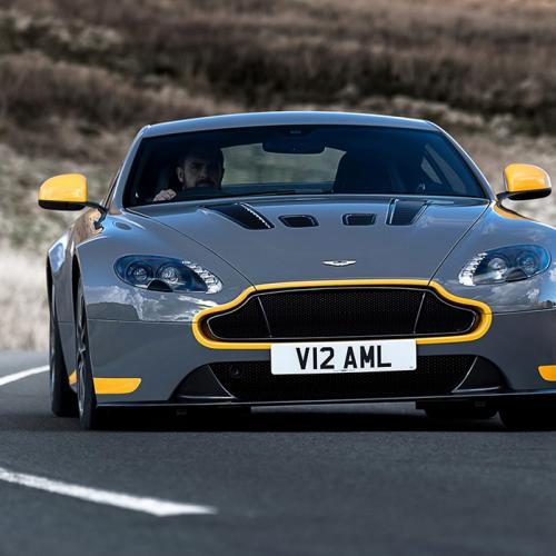 Aston Martin V12 Vantage S manuelle : toutes les photos