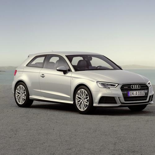 Audi A3 (2016) : toutes les photos