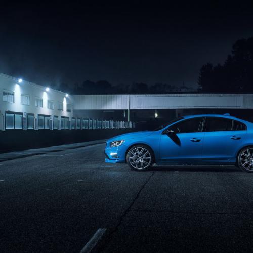 Volvo S60 et V60 Polestar 2016 : toutes les photos