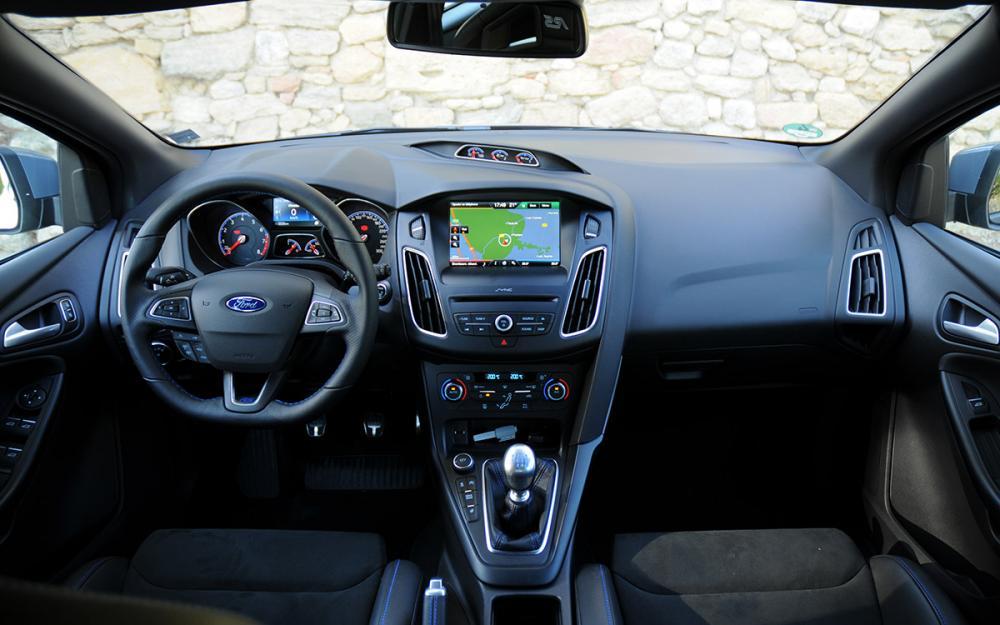 Essai Ford Focus RS : toutes les photos