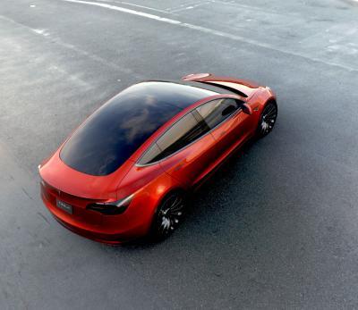 Tesla Model 3 : toutes les photos