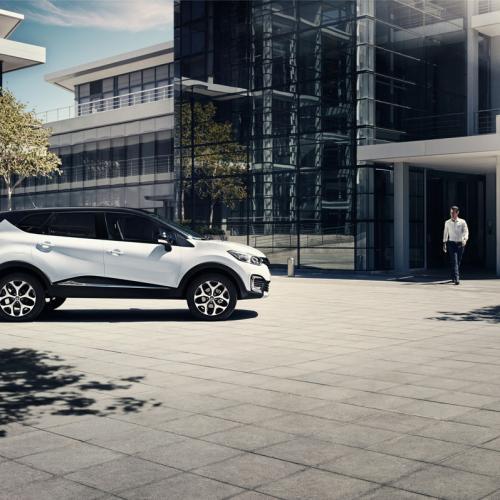 Renault Kaptur : toutes les photos