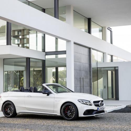 Mercedes-AMG C 63 : en cabriolet aussi