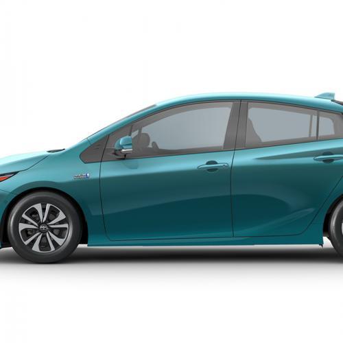 Toyota Prius Plug-in Hybrid : les photos