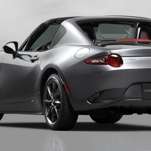 Mazda MX-5 RF : les photos