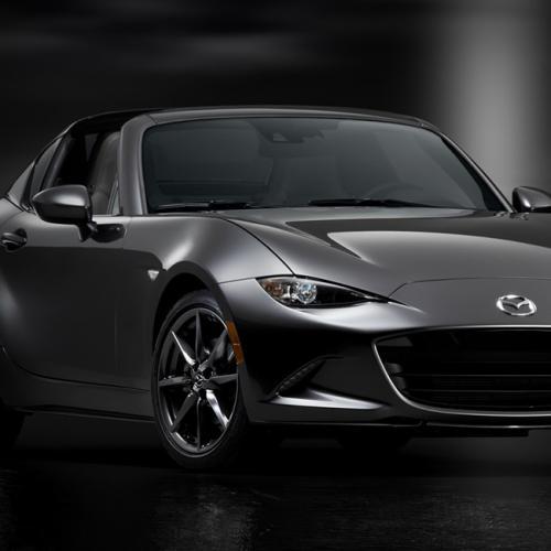 Mazda MX-5 RF : les photos