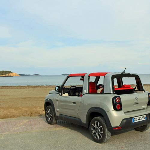 Citroën E-Mehari : les photos de notre essai