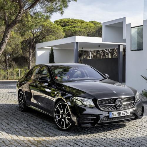 Mercedes-AMG E 43 4Matic : toutes les photos