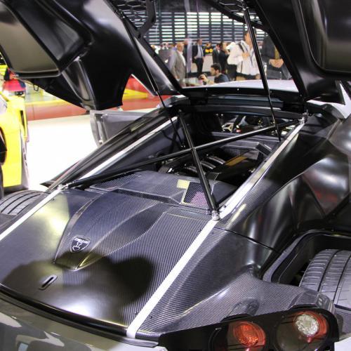 Zenvo TS1 : les photos au salon de Genève