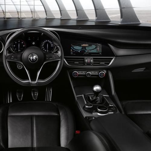 Alfa Romeo Giulia : les photos de la gamme