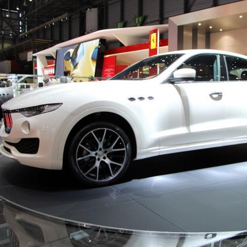 Salon de Genève 2016 : tous les SUV en images