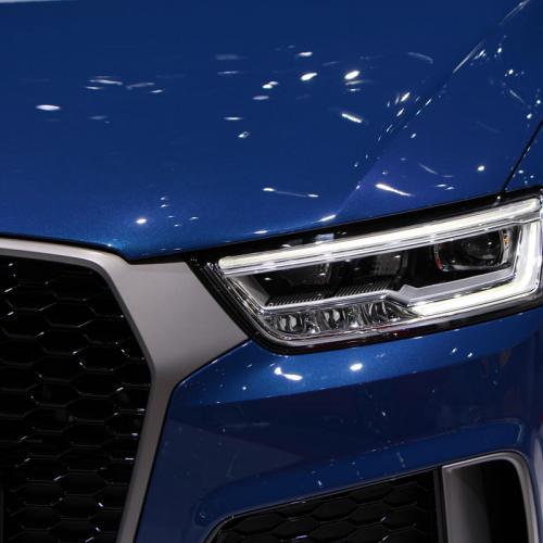 Audi RS Q3 Performance : les photos en direct de Genève