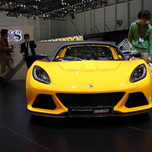 Lotus Evora Sport 410 à Genève 2016 : toutes les photos
