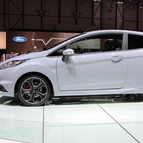 Ford Fiesta ST200 : les photos en direct de Genève