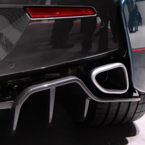 McLaren 570GT : les photos en direct de Genève