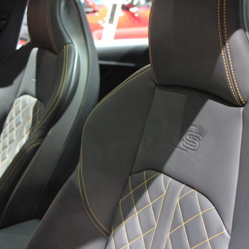 Audi S4 Avant : les photos en direct de Genève