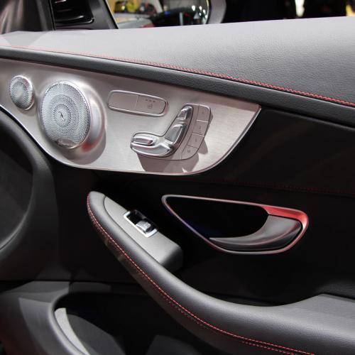Mercedes Classe C Cabriolet : les photos en direct de Genève