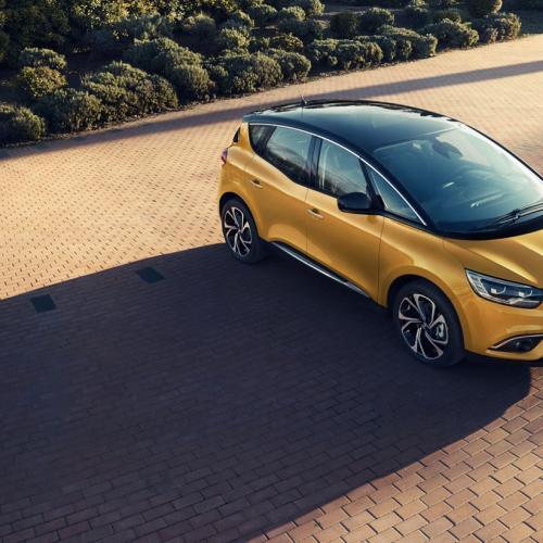 Renault Scénic 4 : les photos officielles