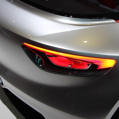 Opel GT Concept : les photos en direct de Genève
