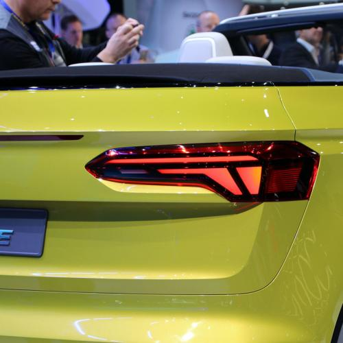 Volkswagen T-Cross Breeze Concept : les photos en direct de Genève