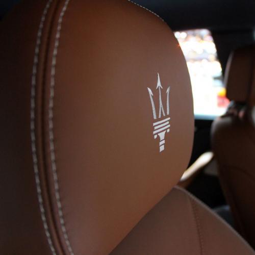 Maserati Levante : les photos en direct de Genève