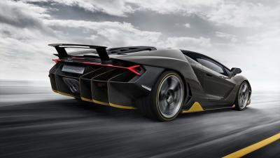 Lamborghini Centenario : toutes les photos