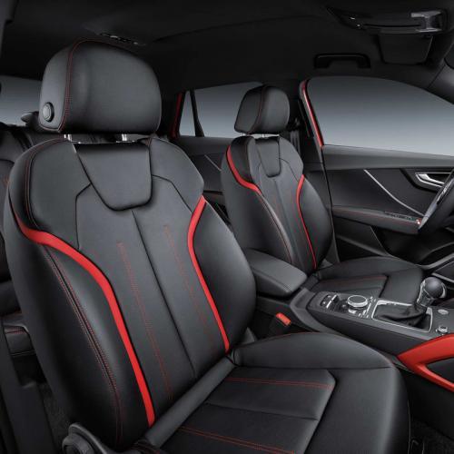Audi Q2 : toutes les photos