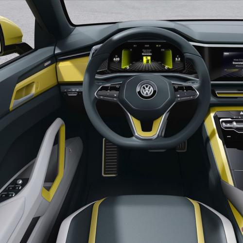 Volkswagen T-Cross Breeze Concept : toutes les photos