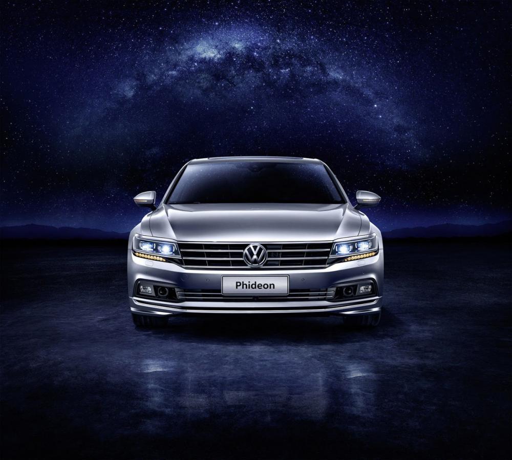 Volkswagen Phideon : toutes les photos