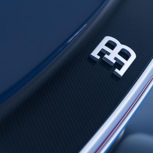 Bugatti Chiron : toutes les photos