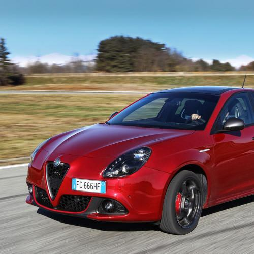 Alfa Romeo Giulietta 2016 : toutes les photos