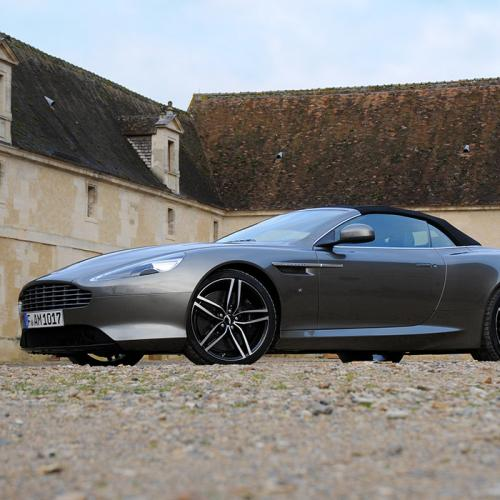 Aston Martin DB9 GT Volante : les photos de notre essai