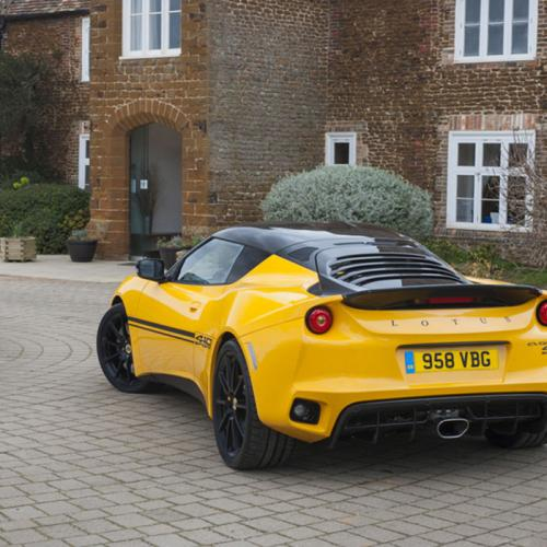Lotus Evora Sport 410 : les photos