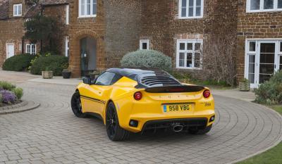 Lotus Evora Sport 410 : les photos